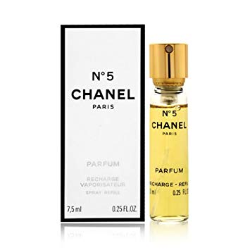 Chanel No.5 - náplň, 7.5ml, Parfémový extrakt