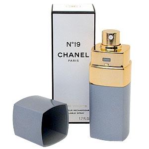 Chanel No.19 (plniteľný), 100ml, Toaletní voda