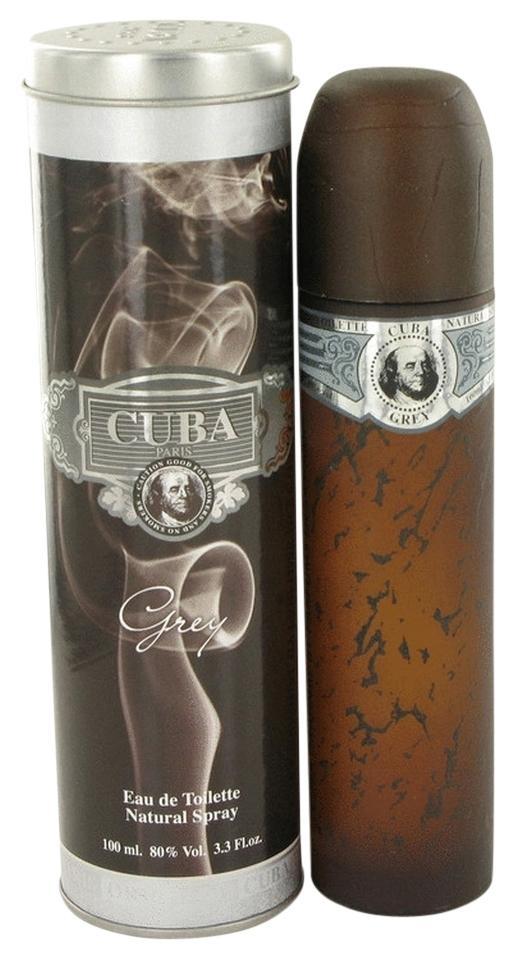 Cuba Cuba Grey, 100ml, Toaletní voda