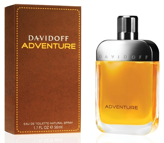 Davidoff Adventure, Toaletní voda, 50ml, Pánska vôňa