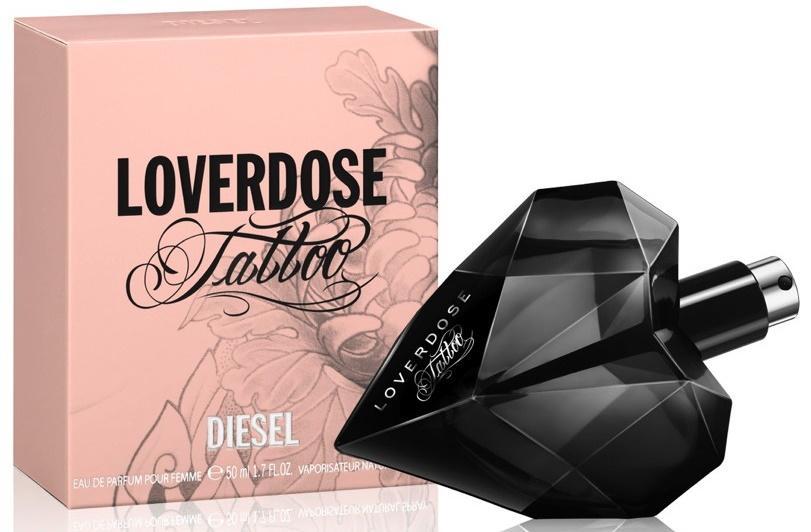 Diesel Loverdose Tattoo, 50ml, Parfémovaná voda