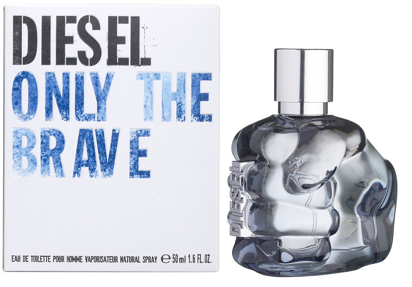 Diesel Only The Brave, 50ml, Toaletní voda