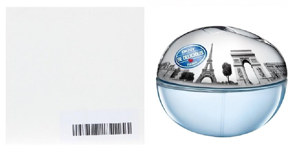 DKNY Be Delicious Love Paris, 50ml, Parfémovaná voda - Tester