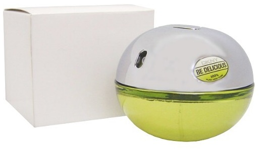 DKNY Be Delicious, Parfémovaná voda - Tester, 100ml, Dámska vôňa