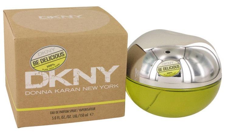 DKNY Be Delicious, Parfémovaná voda, 150ml, Dámska vôňa