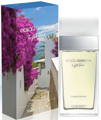 Dolce & Gabbana Light Blue Escape to Panarea, Toaletní voda, 50ml, Dámska vôňa