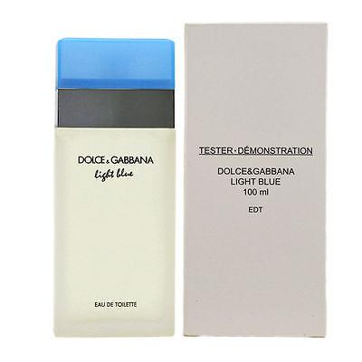 Dolce & Gabbana Light Blue, 100ml, Toaletní voda - Tester