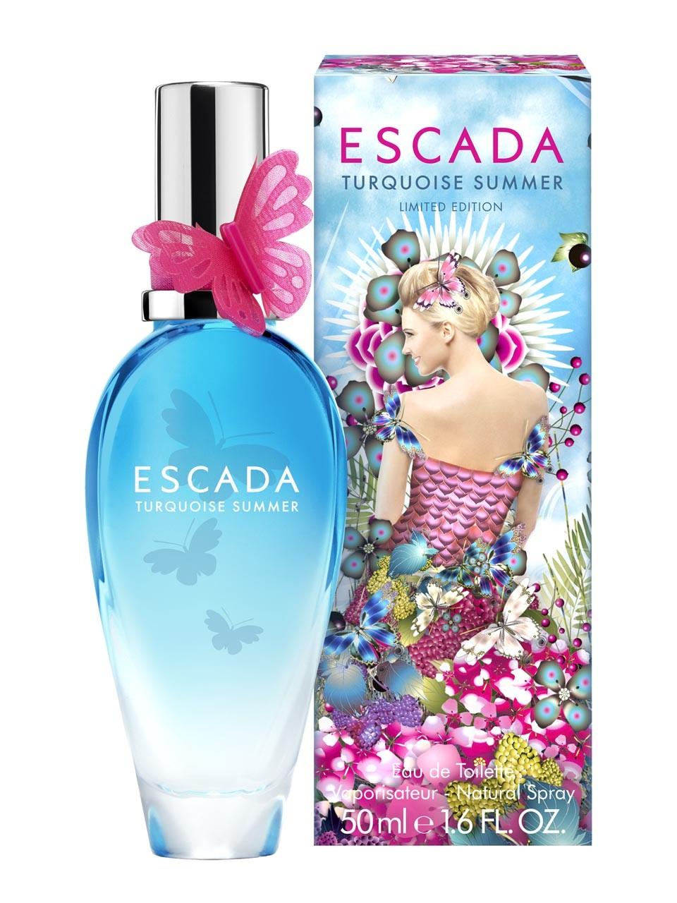 Escada Turquoise Summer, 50ml, Toaletní voda