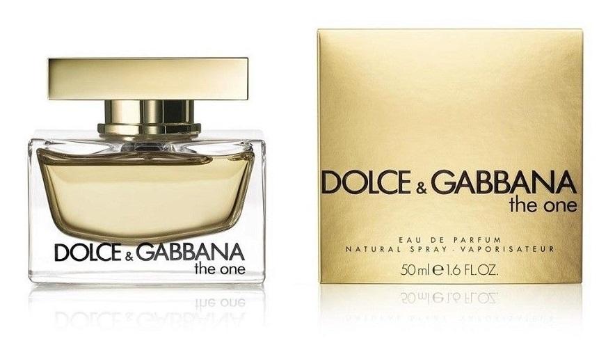 Dolce & Gabbana The One, 50ml, Parfémovaná voda
