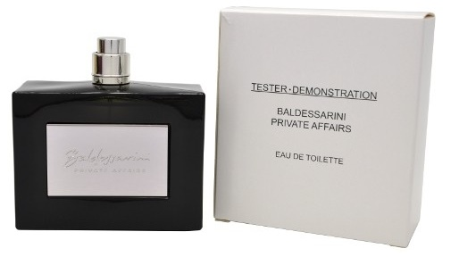 Hugo Boss Baldessarini Private Affairs, 90ml, Toaletní voda - Tester