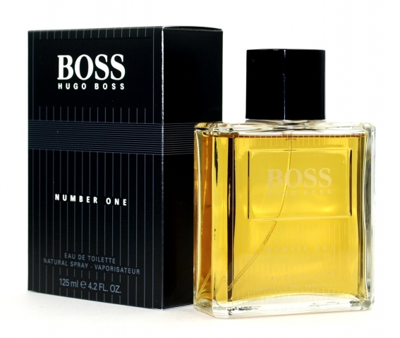 Hugo Boss No.1, Toaletní voda, 125ml, Pánska vôňa