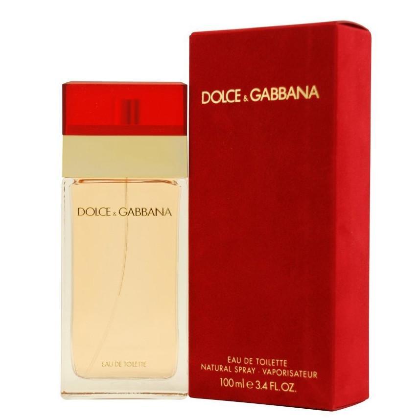 Dolce & Gabbana pour Femme, Toaletní voda, 100ml, Dámska vôňa