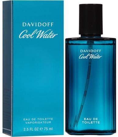 Davidoff Cool Water Man, 75ml, Toaletní voda