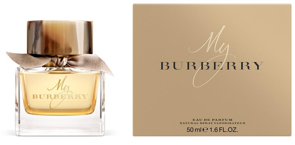 Burberry My Burberry, 50ml, Parfémovaná voda