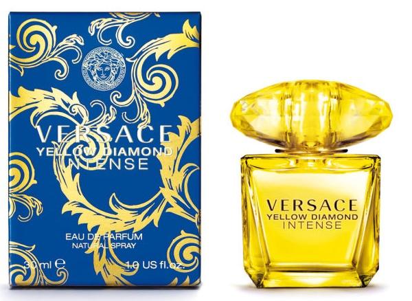 Versace Yellow Diamond Intense, 30ml, Parfémovaná voda