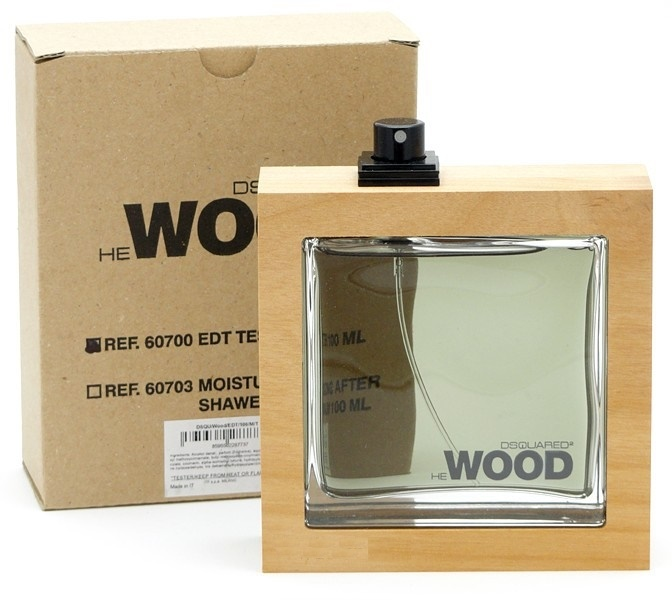 Dsquared2 He Wood, Toaletní voda - Tester, 100ml, Pánska vôňa