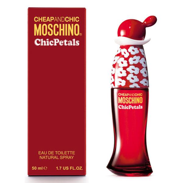 Moschino Chic Petals, 50ml, Toaletní voda