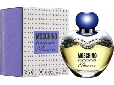 Moschino Toujours Glamour, 30ml, Toaletní voda