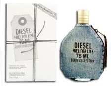 Diesel Fuel For Life Denim Femme, 75ml, Toaletní voda - Tester