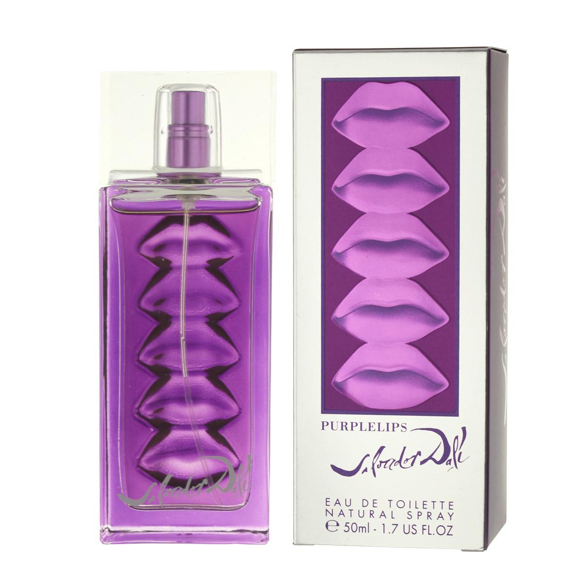 Salvador Dali Purplelips, Toaletní voda, 50ml, Dámska vôňa