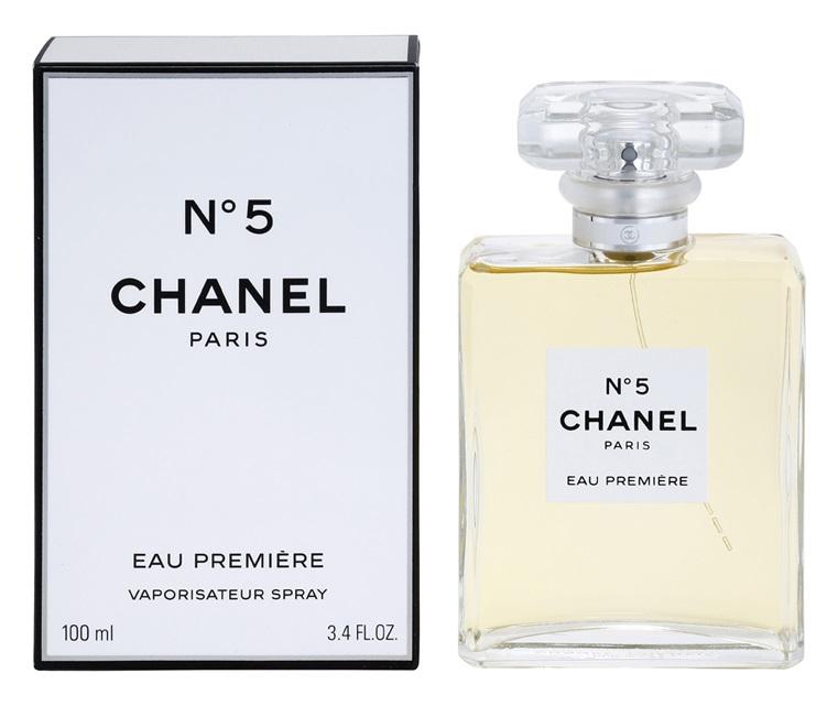 Chanel No.5 Eau Premiere, Parfémovaná voda, Dámska vôňa, 100ml
