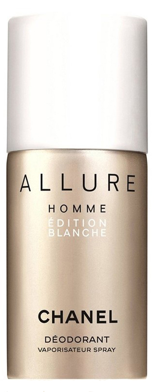 Chanel Allure Homme Edition Blanche, Deospray, 100ml, Pánska vôňa