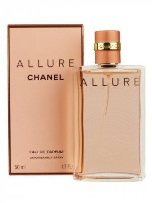 Chanel Allure, Parfémovaná voda, 50ml, Dámska vôňa