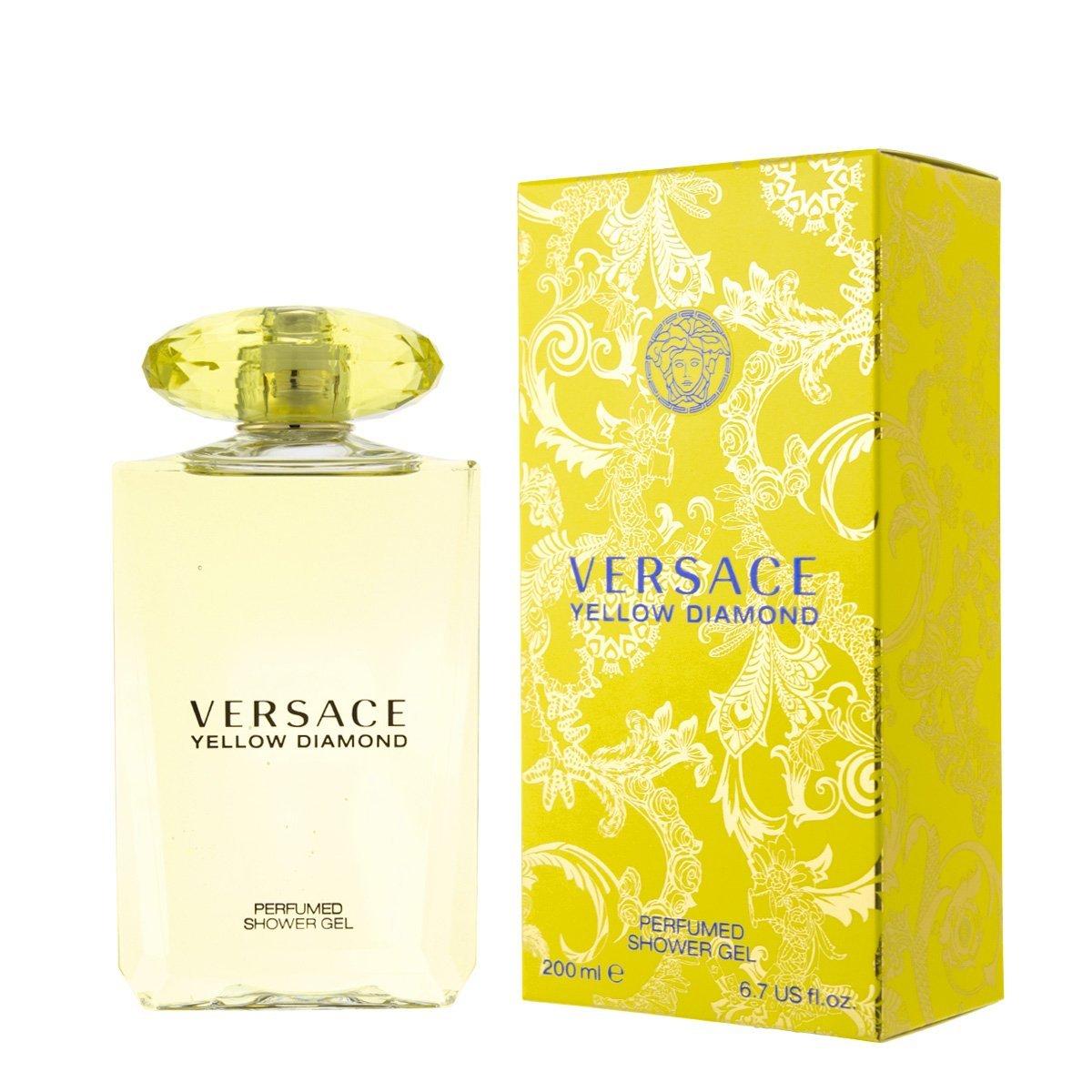 Versace Yellow Diamond, 200ml, Sprchový gel