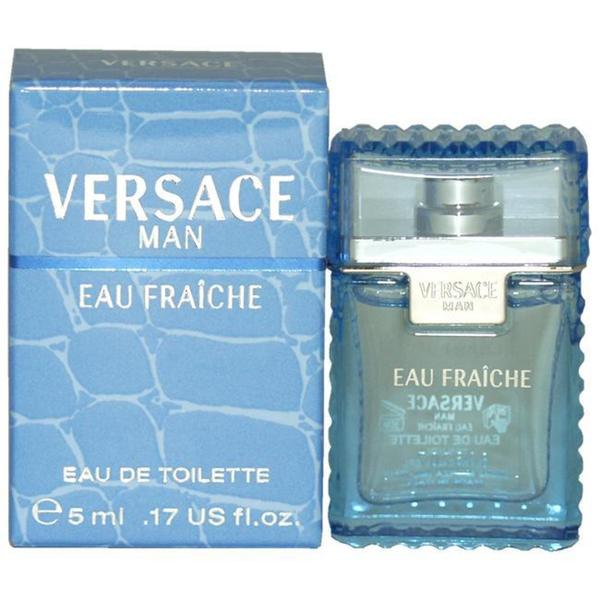Versace Man Eau Fraiche, Toaletní voda, 5ml, Pánska vôňa