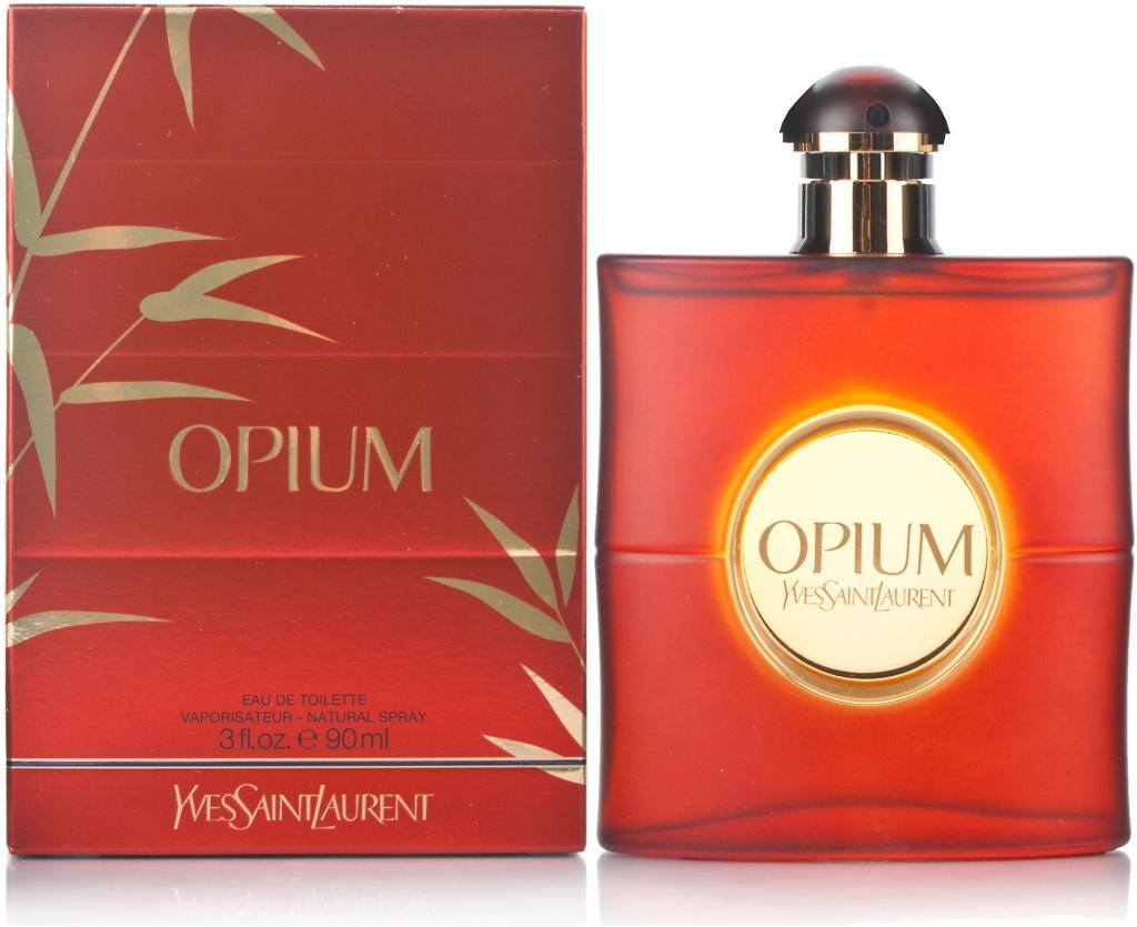 Yves Saint Laurent Opium 2009, Toaletní voda, Dámska vôňa, 90ml