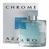 Azzaro Chrome, 50ml, Toaletní voda