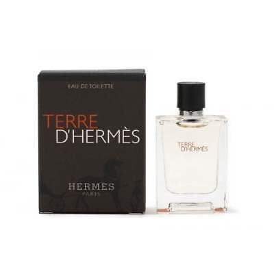 Hermes Terre D´Hermes, Toaletní voda, 5ml, Pánska vôňa
