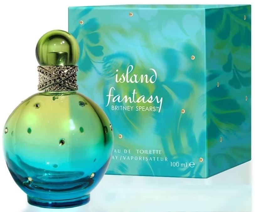 Britney Spears Island Fantasy, Toaletní voda, 100ml, Dámska vôňa