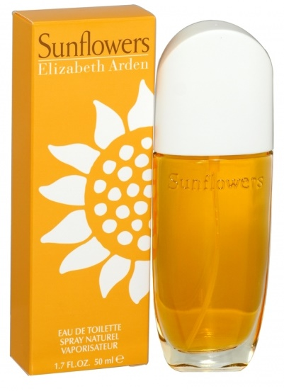 Elizabeth Arden Sunflowers, 50ml, Toaletní voda