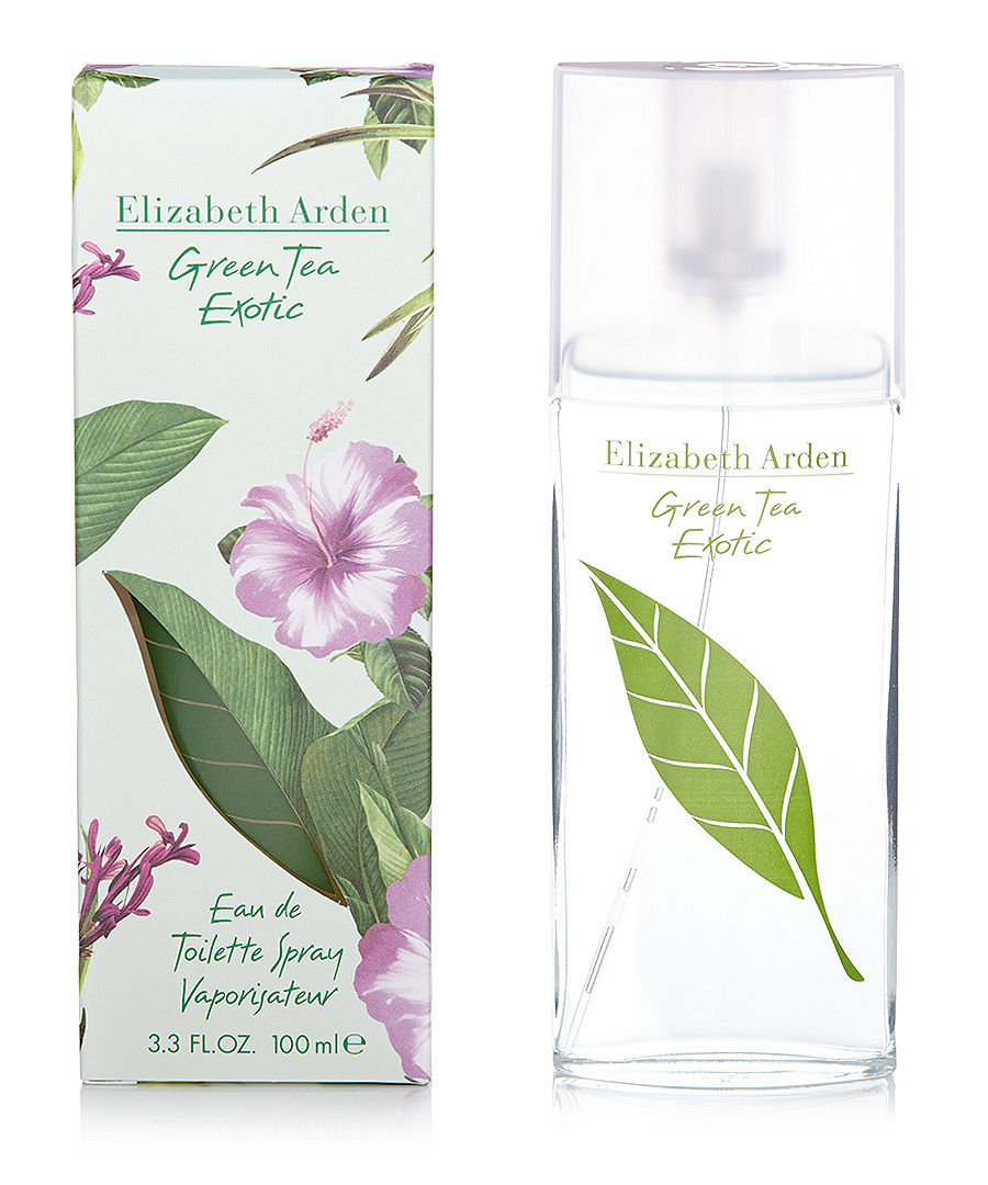 Elizabeth Arden Green Tea Exotic, 100ml, Toaletní voda