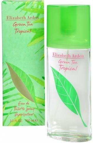 Elizabeth Arden Green Tea Tropical, 100ml, Toaletní voda