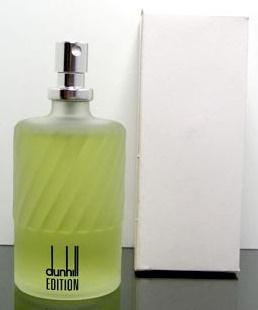 Dunhill Edition, 100ml, Toaletní voda - Tester