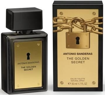 Antonio Banderas The Golden Secret, 50ml, Toaletní voda