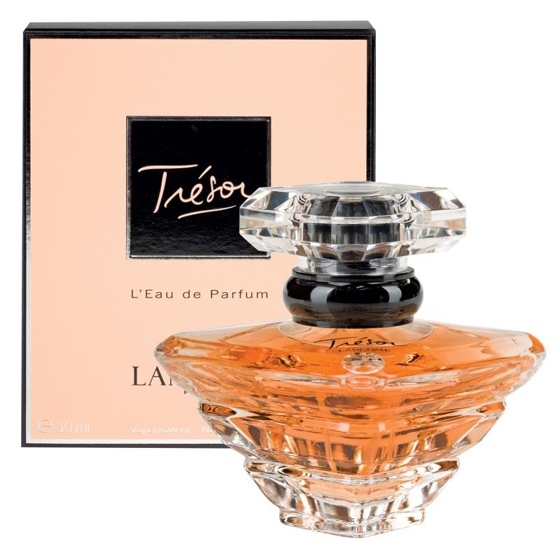 Lancome Tresor, Parfémovaná voda, 30ml, Dámska vôňa