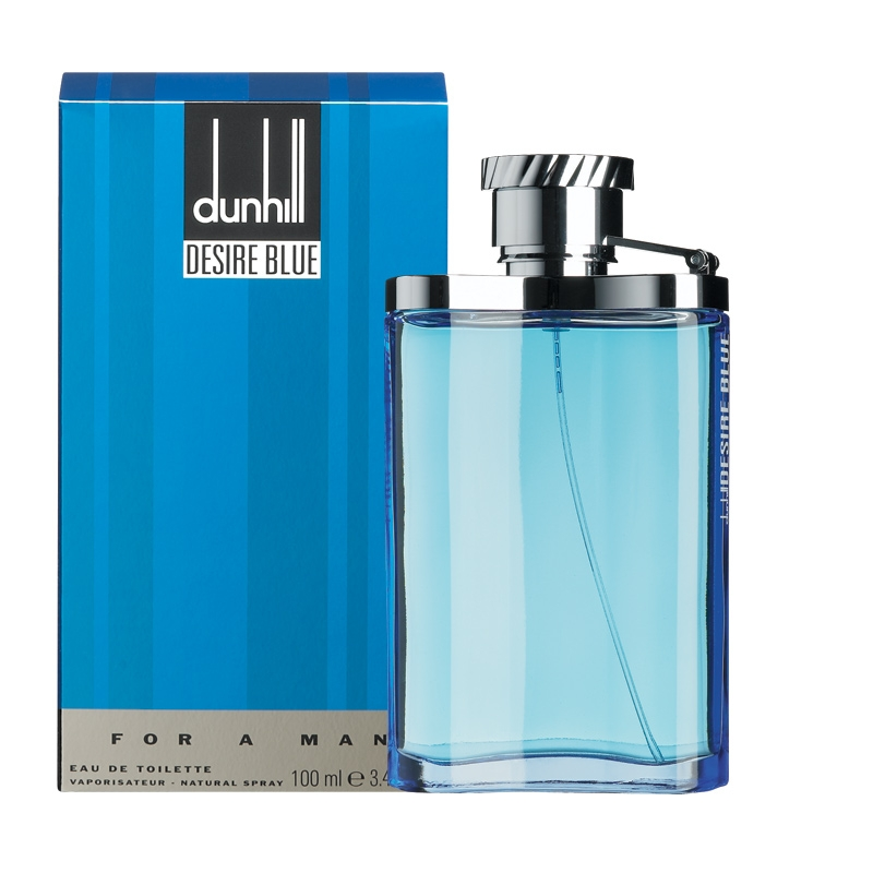 Dunhill Desire Blue, 100ml, Toaletní voda