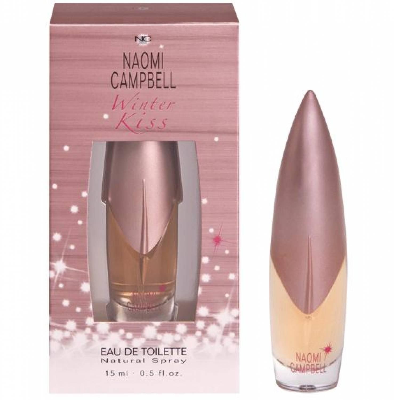 Naomi Campbell Winter Kiss, 15ml, Toaletní voda