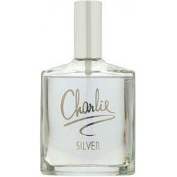 Revlon Charlie Silver - bez krabice, 100ml, Toaletní voda - Tester