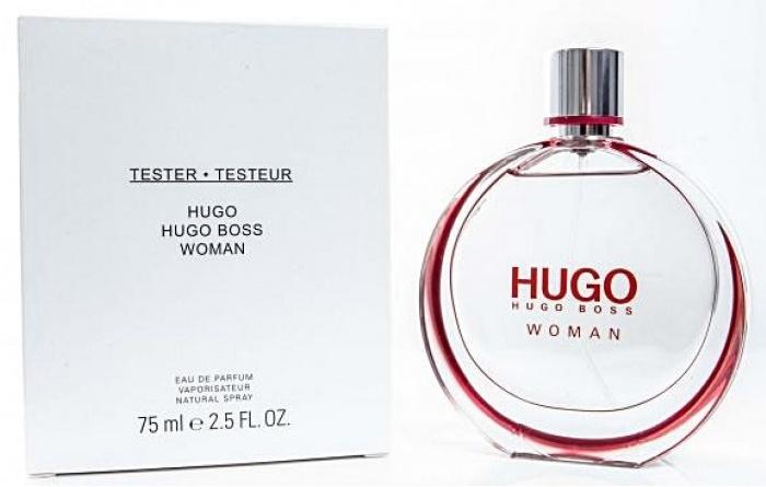 Hugo Boss Hugo Woman, Parfémovaná voda - Tester, 75ml, Dámska vôňa