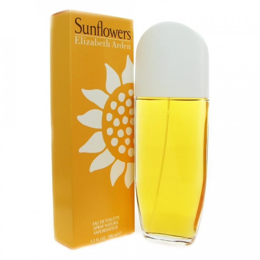 Elizabeth Arden Sunflowers, 100ml, Toaletní voda