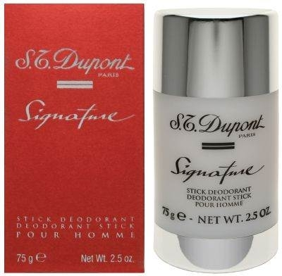 S.T.Dupont Signature for Man, 75g, Deostick