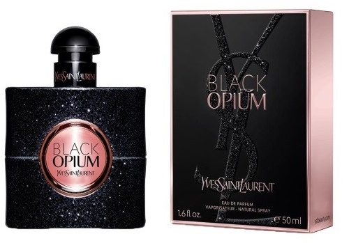 Yves Saint Laurent Opium Black, 50ml, Parfémovaná voda