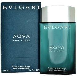 Bvlgari Aqva pour Homme, 100ml, Balzám po holení