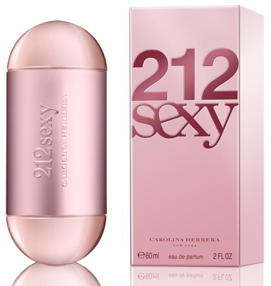 Carolina Herrera 212 Sexy Woman, 60ml, Parfémovaná voda