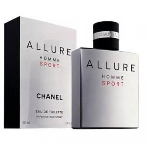 Chanel Allure Homme Sport, Toaletní voda, 50ml, Pánska vôňa