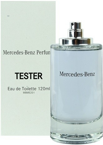 Mercedes Benz Mercedes Benz for Man, 120ml, Toaletní voda - Tester